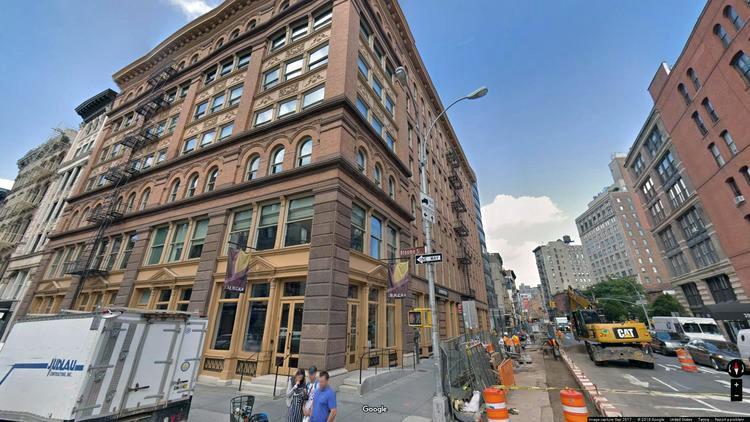 let office 200 lafayette street