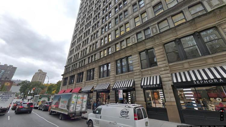 lease office 200 park avenue south