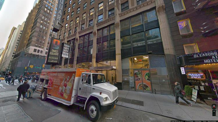 rent office 200 west 41st street