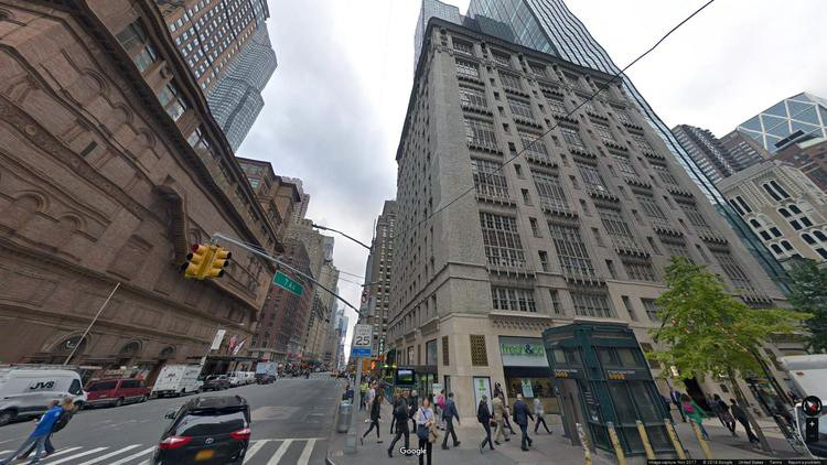 lease office 200 west 57th street