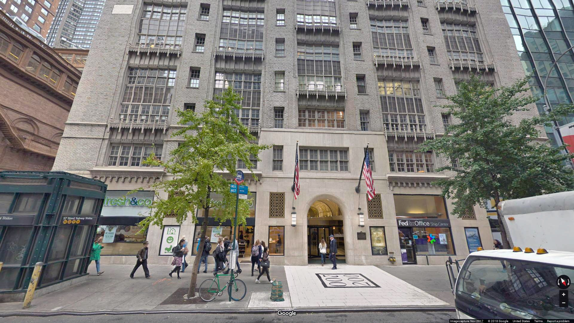 Rent Office 200 West 57th Street