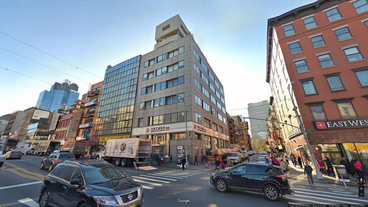 lease office 202-204 canal street