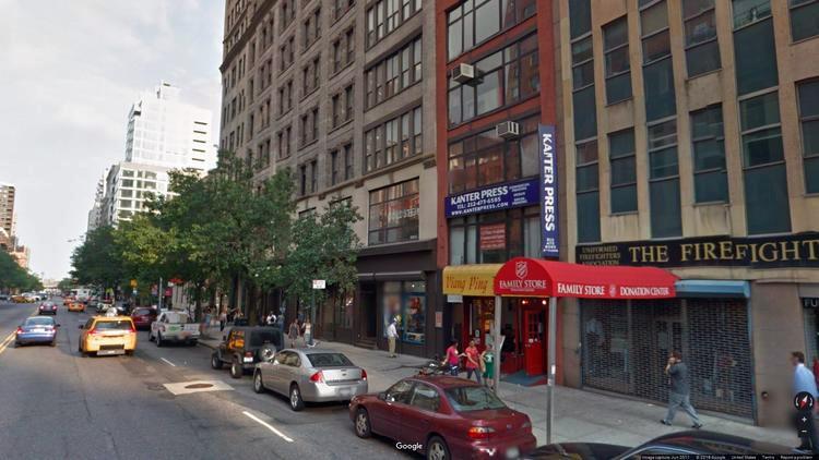 lease office 204 east 23rd street