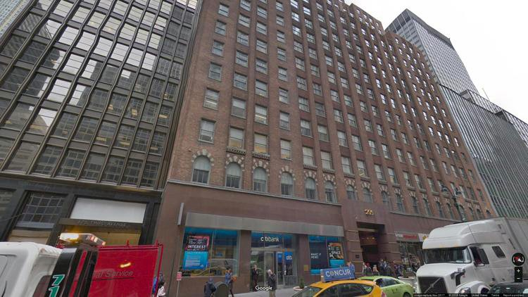 rent office 205 east 42nd street