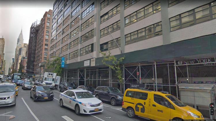 lease office 205 lexington avenue