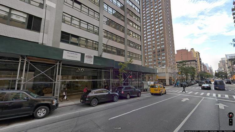 let office 205 lexington avenue