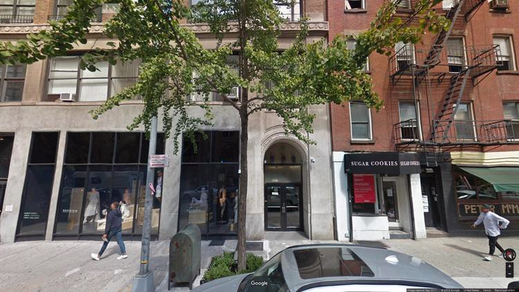 rent office 205 west 19th street