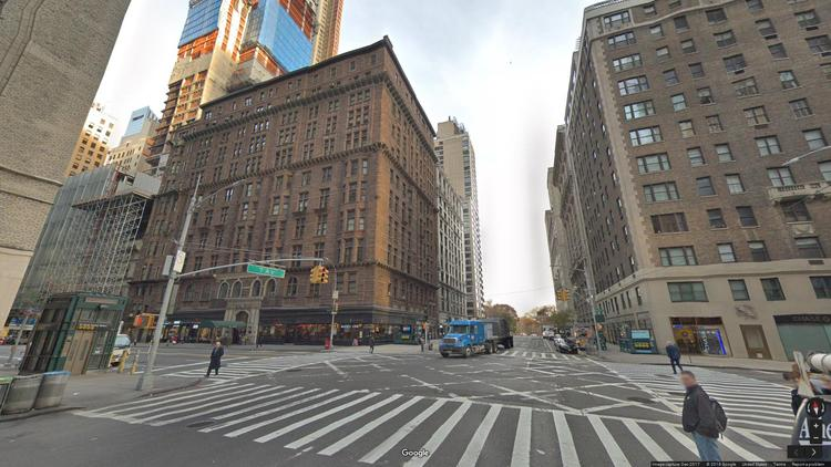 let office 205 west 57th street
