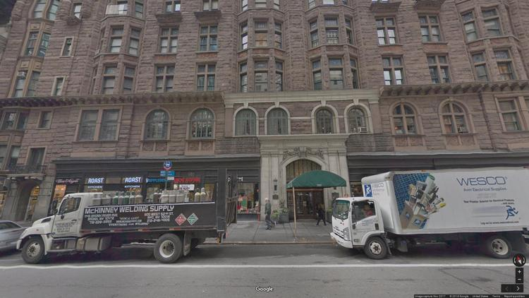 rent office 205 west 57th street