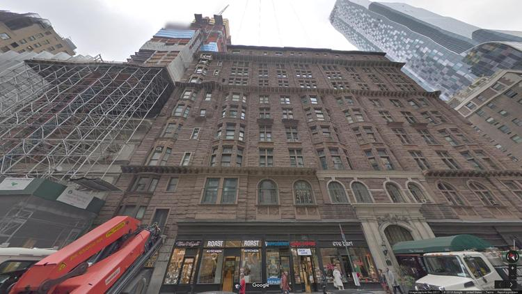 lease office 205 west 57th street