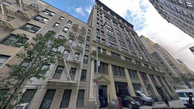 let office 207-217 west 25th street