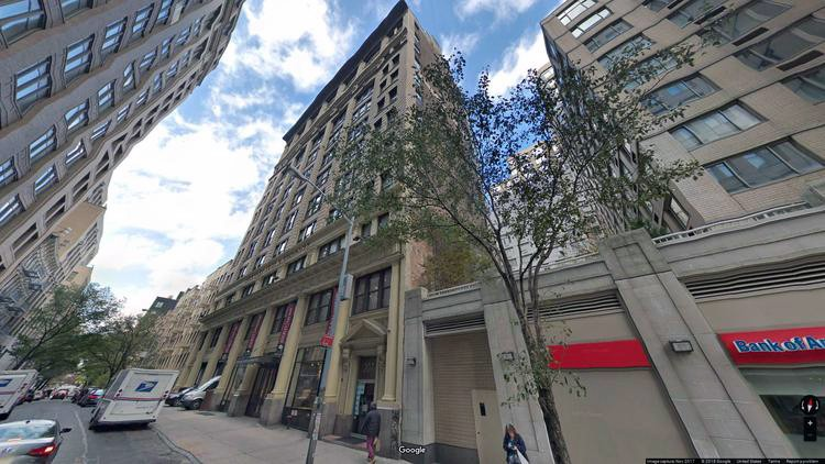 lease office 207-217 west 25th street