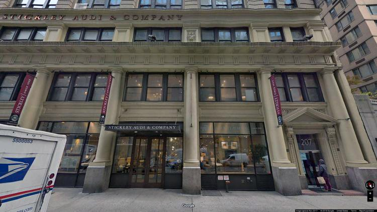 rent office 207-217 west 25th street