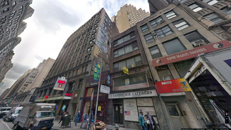let office 209-219 west 38th street