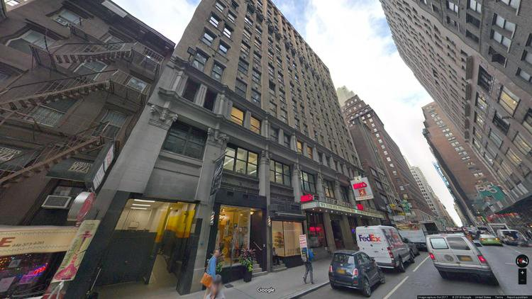 rent office 209-219 west 38th street