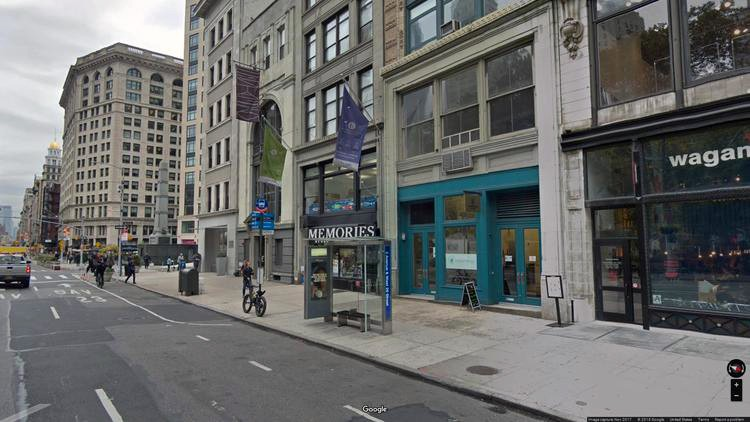 lease office 210 fifth avenue