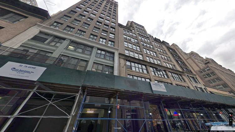 lease office 210 west 30th street