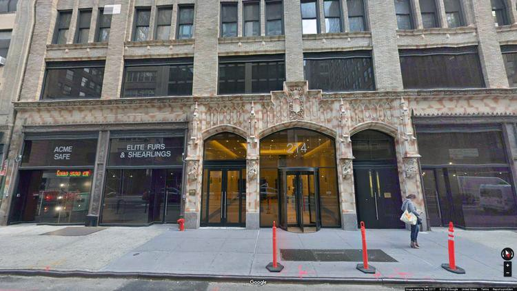 rent office 214 west 29th street