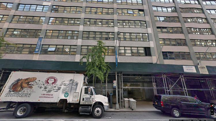 rent office 215 lexington avenue
