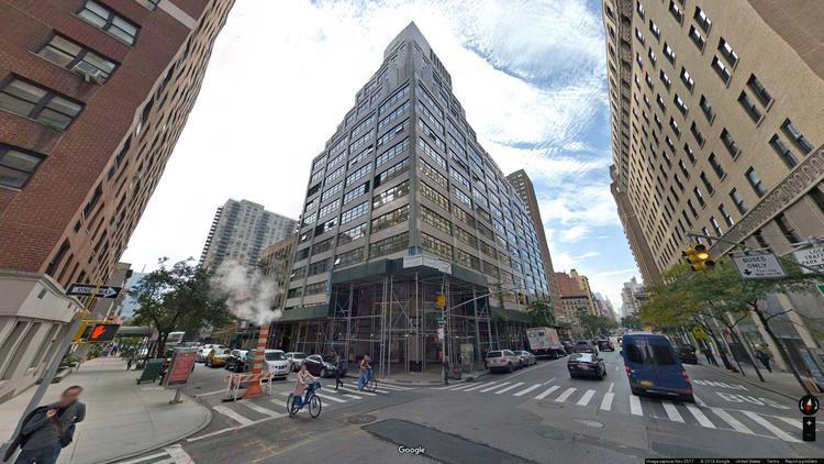 lease office 215 lexington avenue