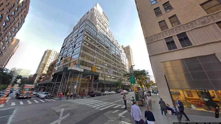 let office 215 lexington avenue