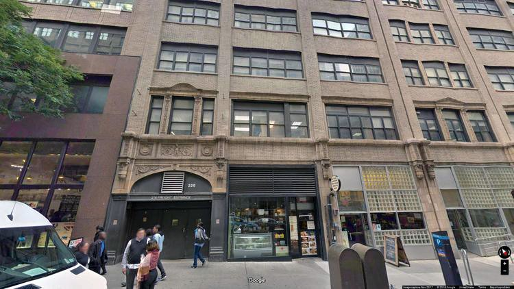 let office 216 east 45th street