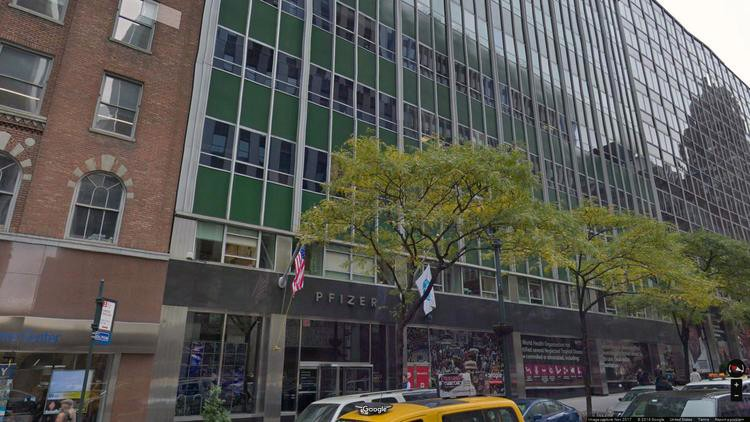 lease office 219 east 42nd street