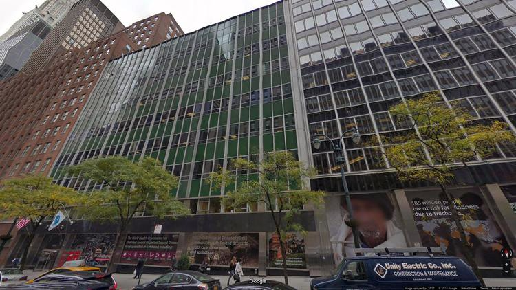 rent office 219 east 42nd street