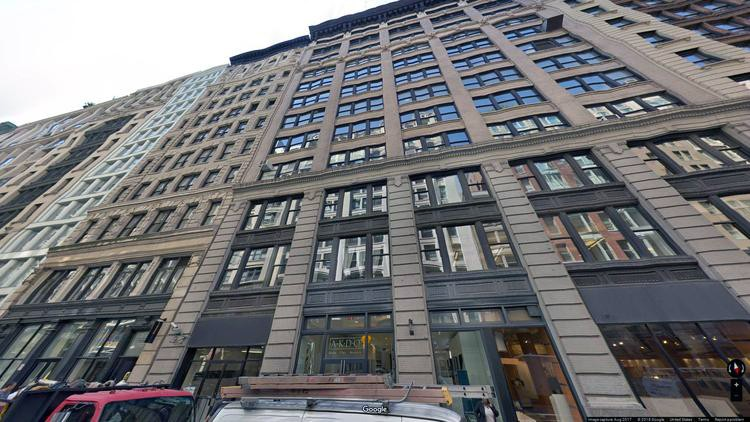 let office 22 west 21st street
