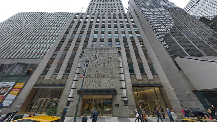 lease office 220 east 42nd street