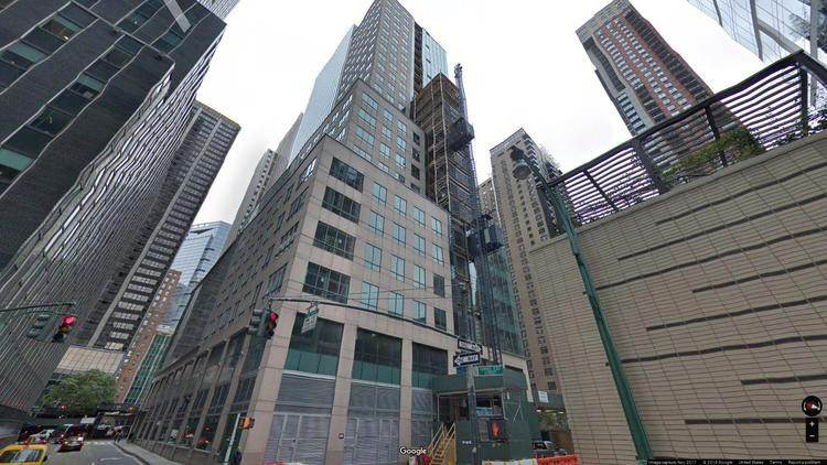 let office 222 east 41st street