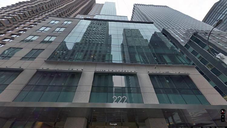 rent office 222 east 41st street