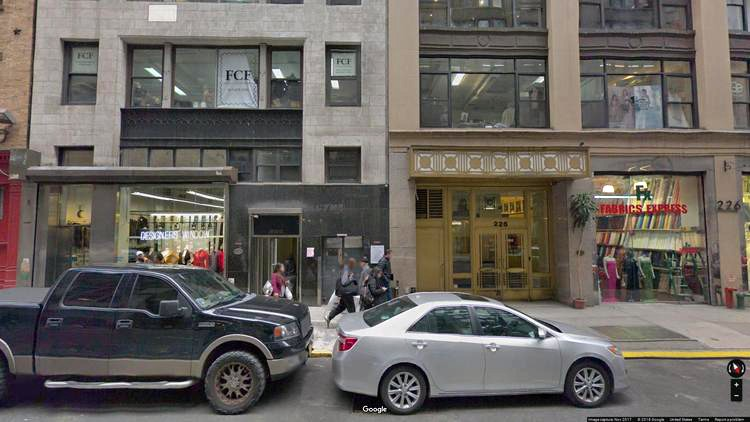 rent office 222 west 37th street