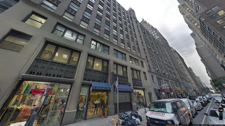 let office 223-225 west 35th street