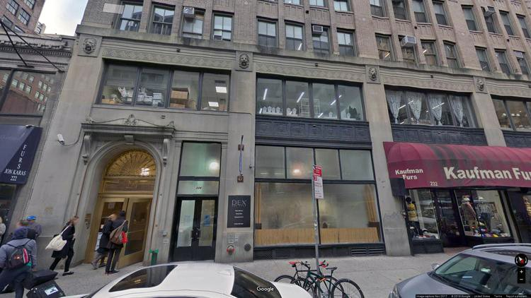 let office 224-232 west 30th street