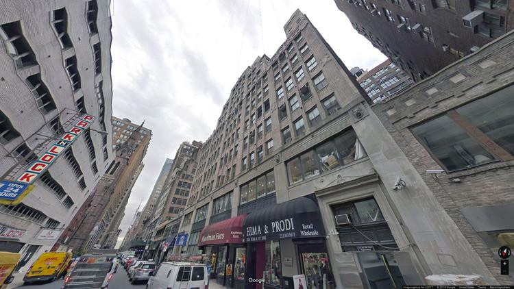 lease office 224-232 west 30th street