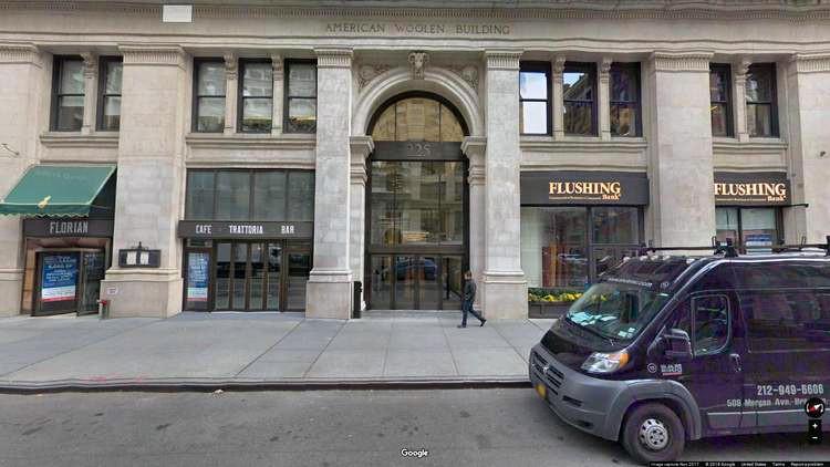 rent office 225 park avenue south