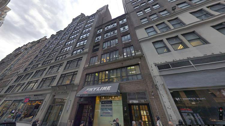 let office 225 west 37th street