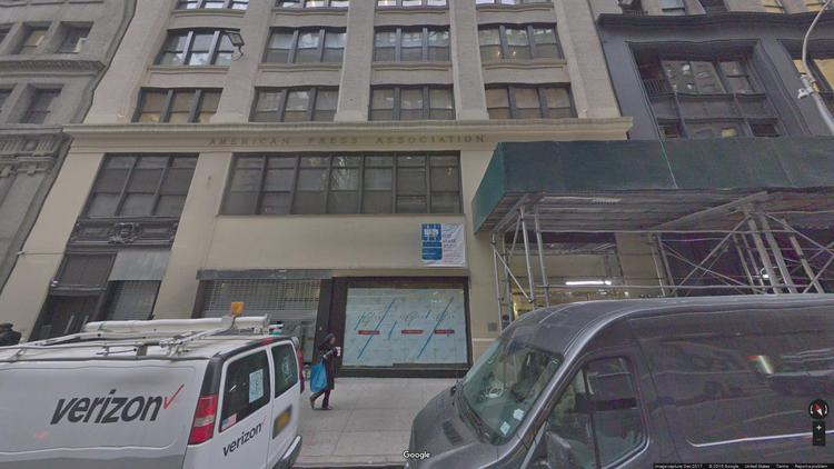 rent office 225 west 39th street