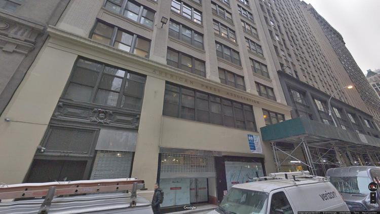 let office 225 west 39th street