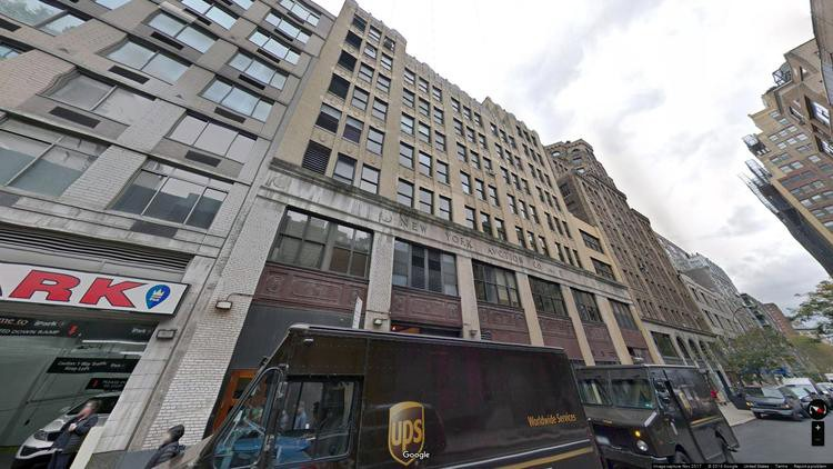 rent office 226 west 26th street