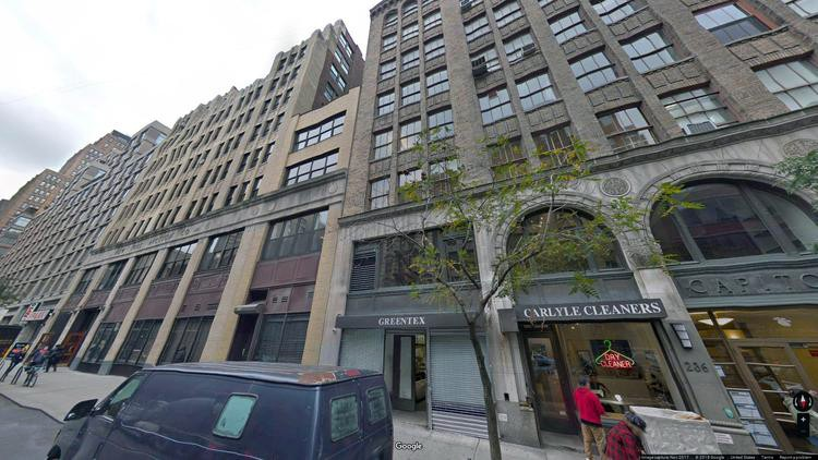 lease office 226 west 26th street