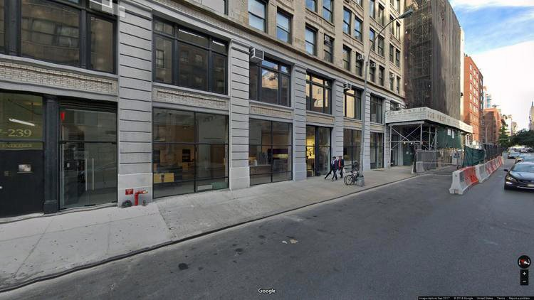 lease office 227-239 west 17th street