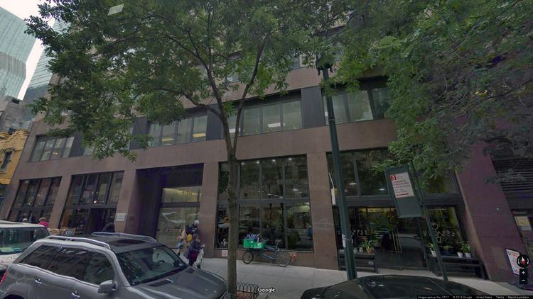 rent office 228 east 45th street