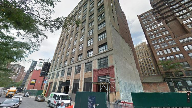 lease office 229 west 28th street