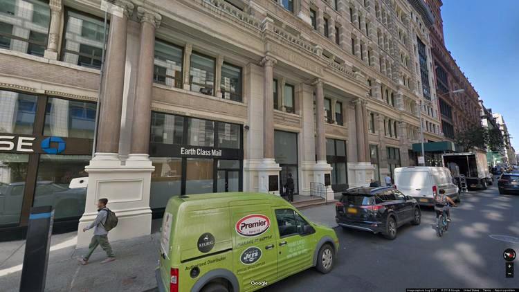 let office 230 park avenue south