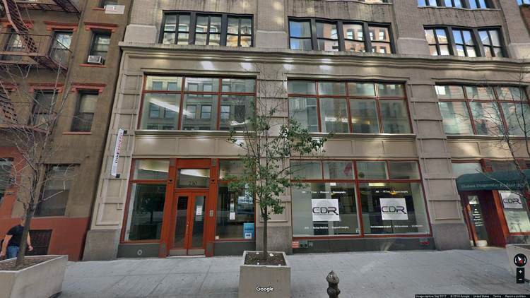 rent office 230 west 17th street