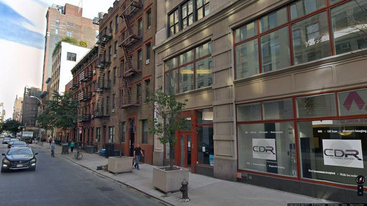 lease office 230 west 17th street