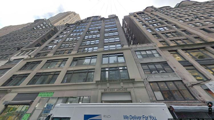 lease office 230 west 38th street