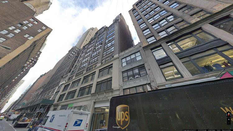 let office 230 west 38th street